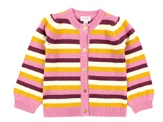 Noa Noa Miniature cardigan art rosa striber